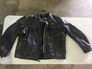 HARLEY DAVIDSON, LEATHER RIDING GEAR