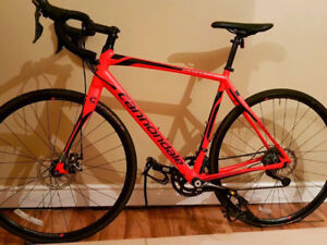 Cannondale Synapse Tiagra Road Bike