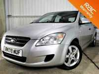 2008 08 KIA CEED 1.6 GS 5D 121 BHP! P/X WELCOME! FULL SERVICE HISTORY! TIMING CH