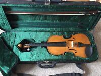 Stagg violin size 4/4 hard case