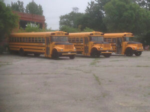two school buss for sale for 2,000$