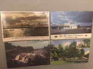 Old Postcards from the Saint John, NB Area