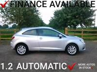 2012 SEAT IBIZA 1.2 TSI SE SPORT AUTO ~ SEAT SERVICE HISTORY ~ FINANCE ARRANGED