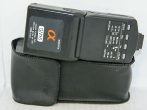 Sony HVL-F36AM flash in very good condition