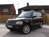 2006 Land Rover Range Rover 4.2 V8 SC Supercharged Vogue 6 Speed Auto 4x4 4WD Su
