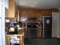 Armoire de cuisine en bois