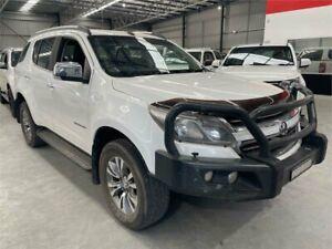 2018 Holden Trailblazer RG MY18 LTZ White 6 Speed Sports Automatic Wagon Boolaroo Lake Macquarie Area Preview