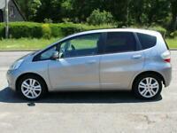 2010 Honda Jazz 1.4 i-VTEC EX 5 Door Hatchback Petrol Manual