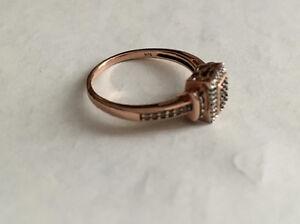 Rose Gold Engagement Ring Kitchener / Waterloo Kitchener Area image 4