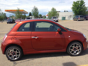 2014 Fiat 500 Sport Coupe (2 door)
