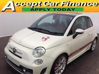 Fiat 500 FROM £36 PER WEEK!
