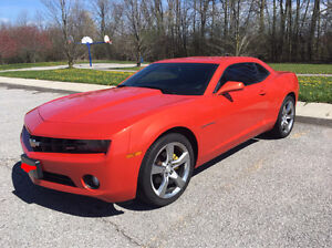 2010 Chevrolet Camaro 2LT RS | LEATHER SEATS | SAFETY CERT.