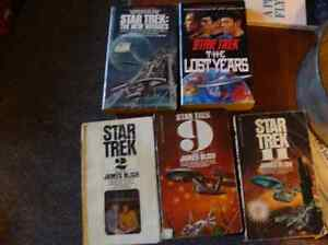 old star trek novels