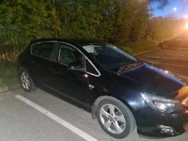 Vauxhall astra 2010 1.6 turbo sri vx-line