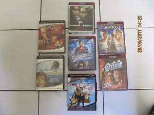 Classic Sealed 7pc HD DVD Movie Lot Superman/Stardust Cir2006