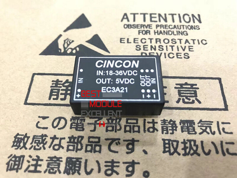 1PCS CINCON EC3A21 Module Supply New 100/% Best Service Quality Guarantee