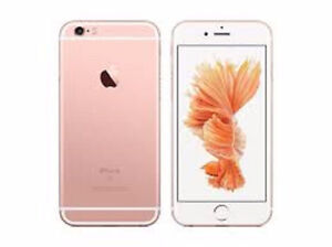 iPhone 6S, 128GB,Rogers,No contract,*Buy Secure*