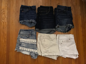 American Eagle Shorts - Various Sizes $15