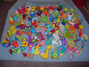 Toddler Baby Toys Developmental Lot of 83 pc