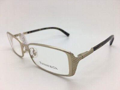 TIFFANY & CO. TF 1039 6021 FRAMES EYE GLASSES 52-16-135 BEAUTIFUL NEW!!!
