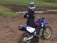 2007 YAMAHA TTR FOR SALE OR TRADE