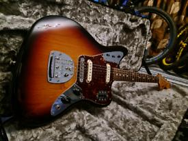 Fender classic player jaguar special/Seymour duncans