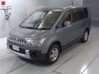 2007 (07) Mitsubishi Delica D5 G Switchable 4WD 2.4 Automatic Grade 4/B
