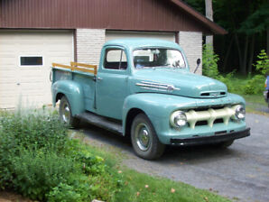 1952 Ford pickup, read entire ad