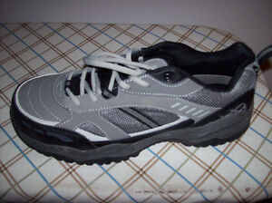 Work shoes, steel toe, brand new ,size 12 -13