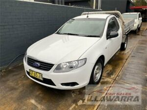 2008 Ford Falcon Barrack Heights Shellharbour Area Preview