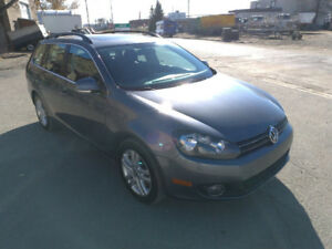 2011 Volkswagen Golf TDI Highline Wagon