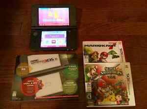 *new* Nintendo 3DS XL Like-New condition with box plus games