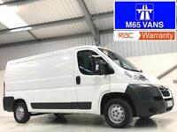 2014 CITROEN RELAY 16,000 LOW MILEAGE 2.2HDi 130BHP 35 L2H1 MWB MEDIUM LOW ROOF