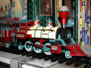 Christmas Train-Old Harbortown Village Special