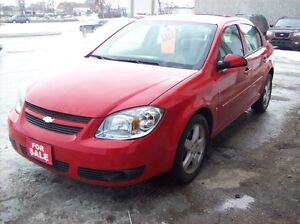 2008 Chevrolet Cobalt LT 4DR SEDAN WITH 112,000 KMS !!
