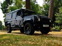 2010 Land Rover Defender DEFENDER 110 TDI Utility County spec 1 owner sceptre...