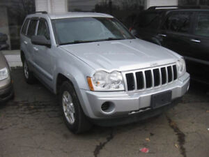 2007 JEEP GRAND CHEEROKEE Awd 3.7 v6 auto 146km $3500.00