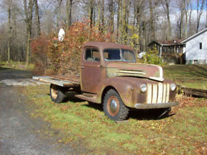 1946 Ford Flatbed Pickup