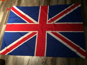 Drapeau Britannique British Union Jack Angleterre punk flag