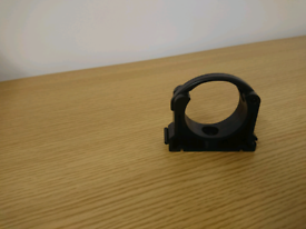 Pipe clips and metal brackets