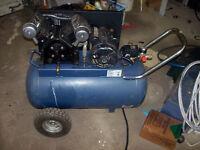 Heavy Duty 20 Gallon Air Compressor