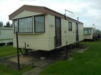 Caravan to hire, let, rent near Skegness and ingoldmells