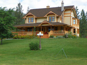 Beautiful Home on 2 Acres in Oliver