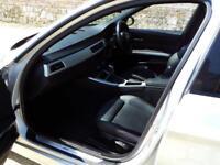 2007 04 BMW 3 SERIES 2.0 320I M SPORT 5D AUTO 148 BHP