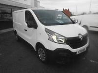 Renault Trafic Sl27 Energy Dci 120 Business Van DIESEL MANUAL WHITE (2016)