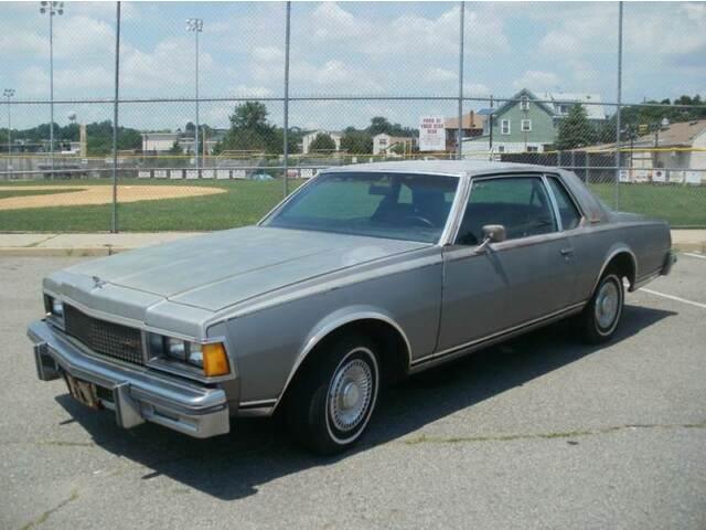 Imagen 1 de Chevrolet Caprice silver