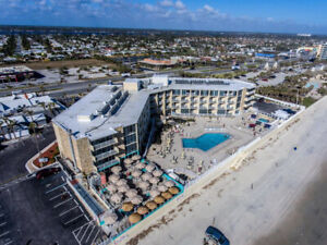 Beautiful timeshare unit for sale in a beach front resort