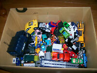 Box of Toy Cars in Great Condition