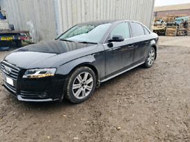 AUDI A4 2.0 TDI SE SPORT 6 SPEED 2009 (58) ** BREAKING** FOR PARTS