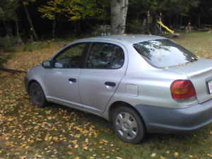 Parting out  03 Toyota Echo